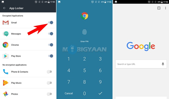 How-to-lock-individual-apps-on-Oneplus-3T-using-your-Fingerprint-3-1