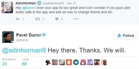telegram-app-audio-call-theme-tweet