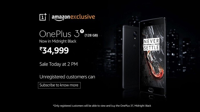 oneplus-3t-midnight-black-limited-edition-india-sale