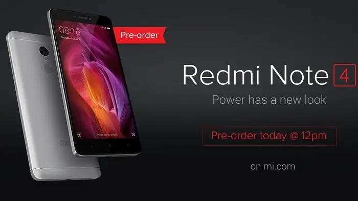 xiaomi-redmi-note-4-pre-oder-india