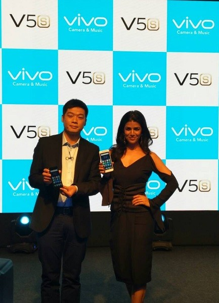vivo-v5s-india-launch