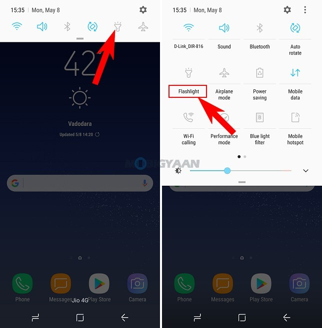 How-to-change-intensity-of-LED-flash-on-Samsung-Galaxy-S8-Guide