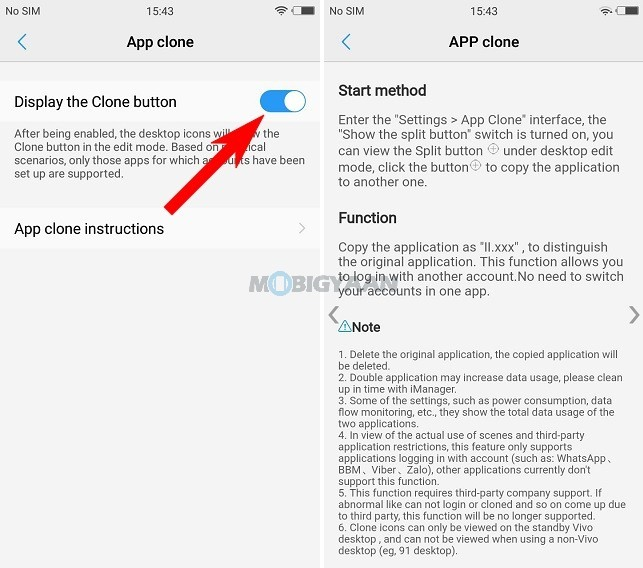 Run-two-WhatsApp-accounts-on-Vivo-V5s-by-using-App-Clone-Feature-1