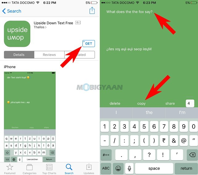 How-to-type-upside-down-text-messages-iPhone-Guide-1