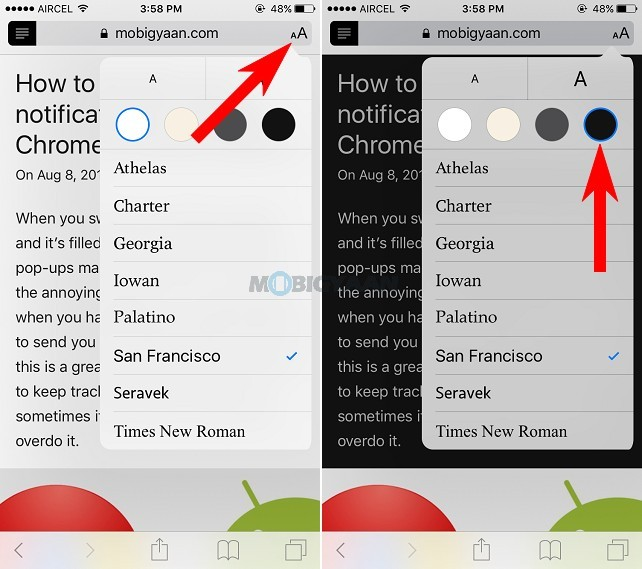 How-to-activate-dark-mode-in-Safari-on-iPhones-and-iPads-iOS-Guide-1