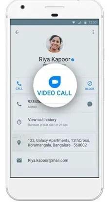 trucaller-google-duo-integration
