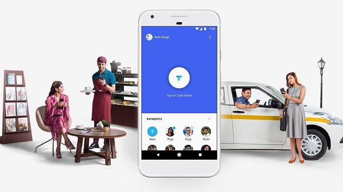 Google adds chat feature to Indian payments app