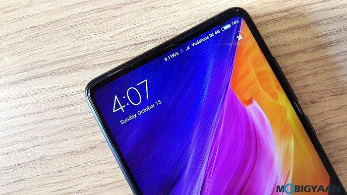 Xiaomi recruiting beta testers for Mi MIX 2 Android Oreo update