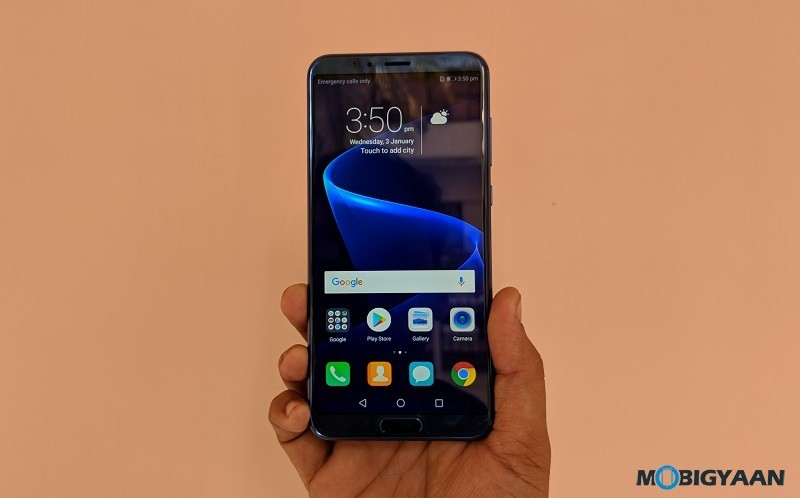Honor View 10 Hands-on: AI Features Steal the Show