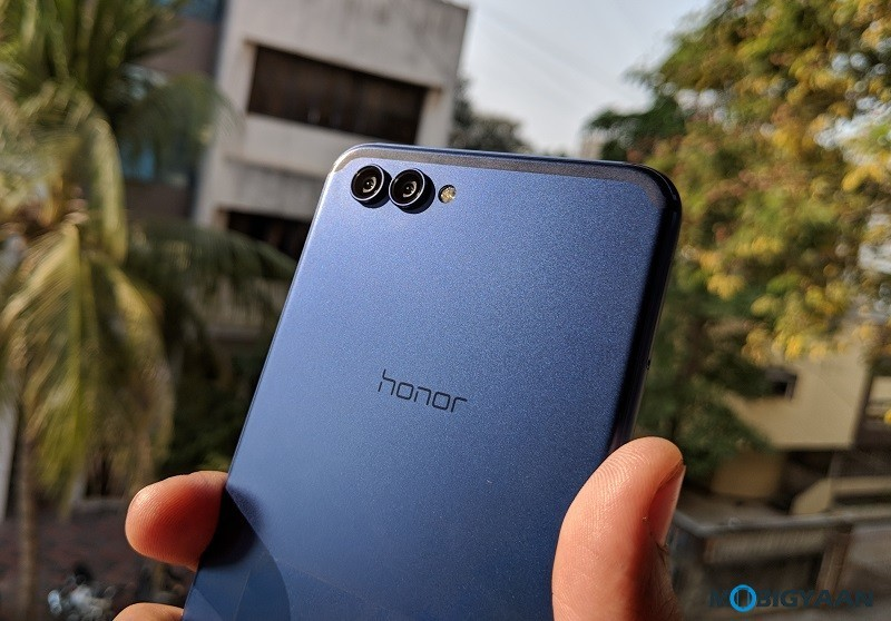 Huawei Honor View 10 gets Face Unlock in Latest Update
