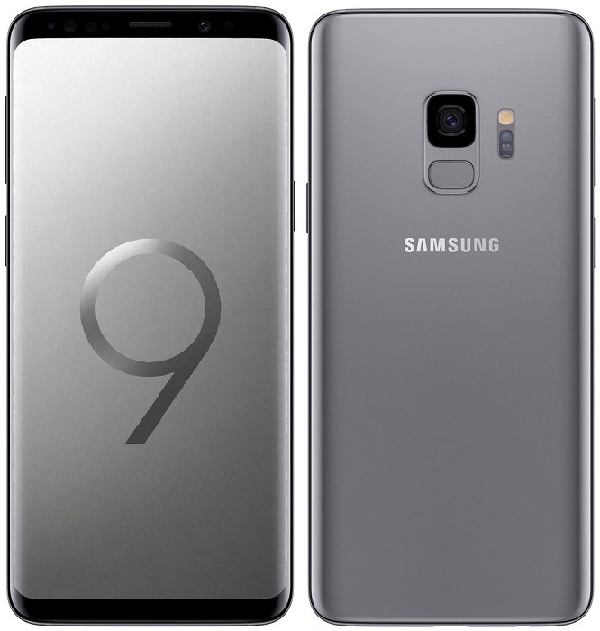 Official Render of Galaxy S9 / S9 Plus leak along with European Pricing