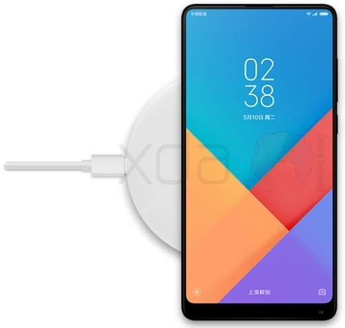 Xiaomi Mi Max 3 leak tips wireless charging, iris scanner