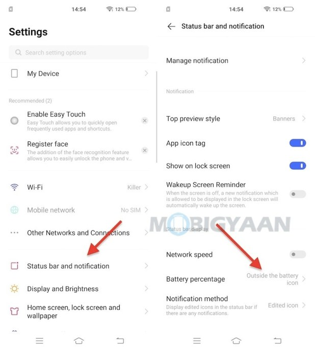 Battery-Percentage-iQOO-3-Tips-And-Tricks