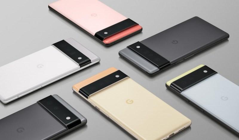 جوجل تعلن عن طرح أجهزة Pixel 6 الجديدة