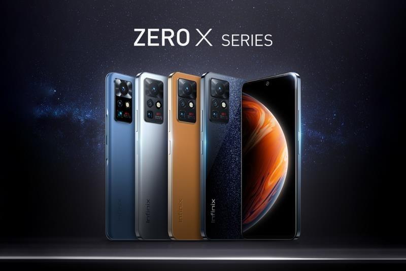 إطلاق هواتف Infinix Zero X و Zero X Neo و Zero X Pro