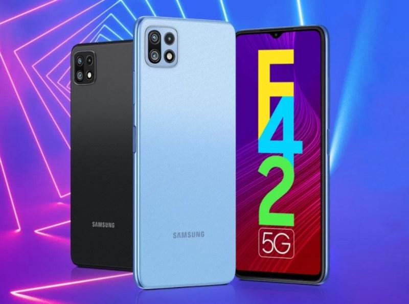 سامسونج تعلن عن مواصفات هاتف Galaxy F42 5G