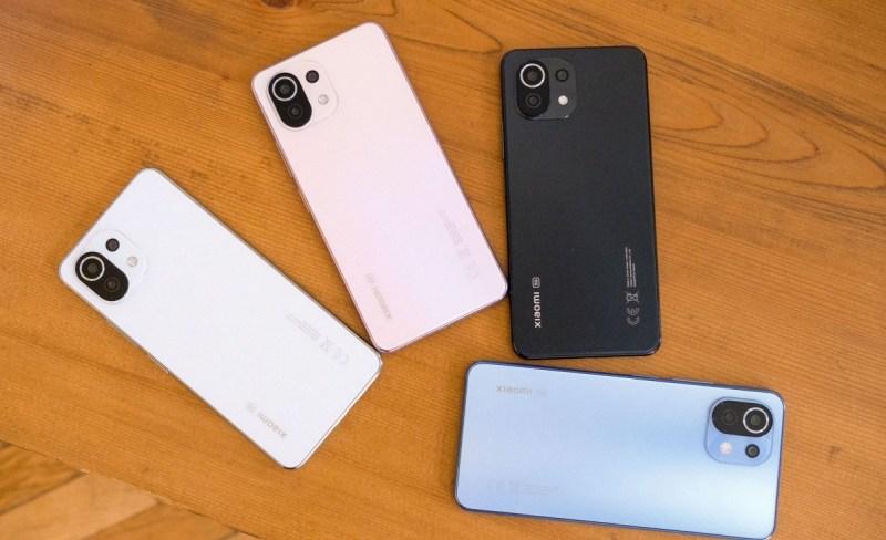 شاومي تكشف عن هاتف Xiaomi 11 Lite 5G NE بسعر يبدأ من 369 يورو