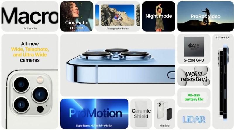 المراجعة الكاملة لهاتف iPhone 13 Pro Max