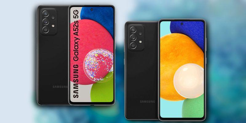 الاختيار لمن ... هاتف Samsung Galaxy A52s 5G أم Samsung Galaxy A52
