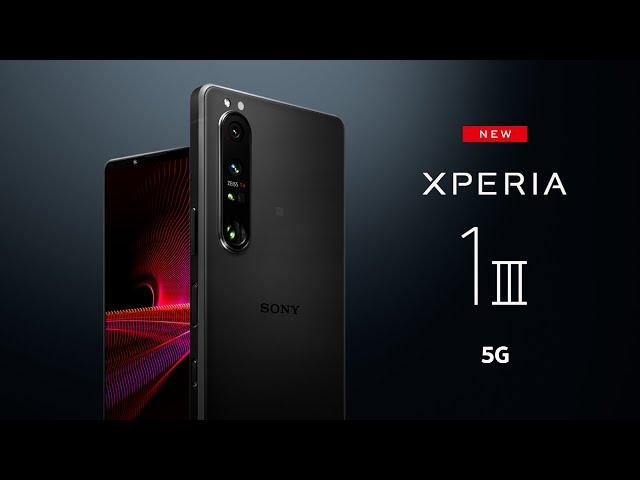 سوني تعلن رسمياً عن هاتف Sony Xperia 1 III