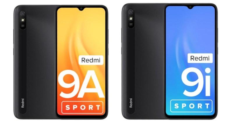 إليكم أبرز الفروقات بين الهاتفين الجديدين في الفئة الاقتصادية من Xiaomi وهما Redmi 9i Sport و Redmi 9A Sport