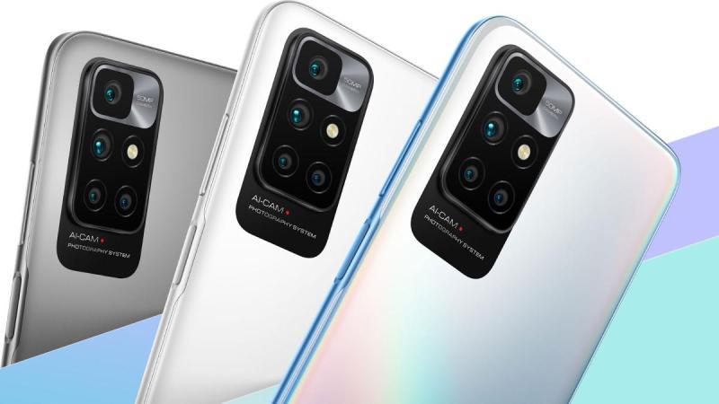 تعرف على هاتف Redmi 10 الجديد بمعالج جديد كليًا