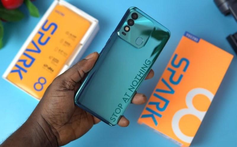 تعرف على هاتف Tecno Spark 8 الجديد