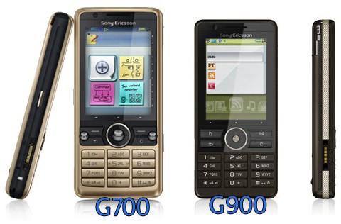 G700 ja G900