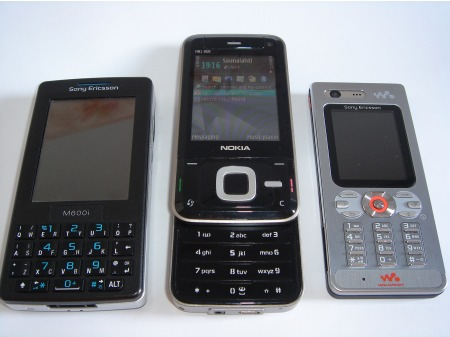 M600i N81 W880i