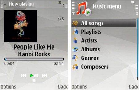 N81 Musiikkisoitin