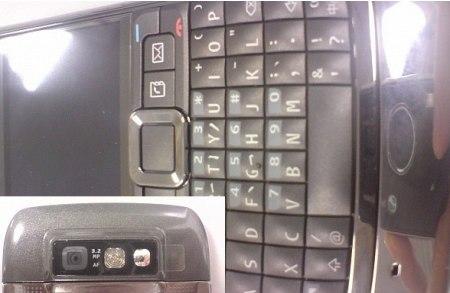 Nokia E71 sala