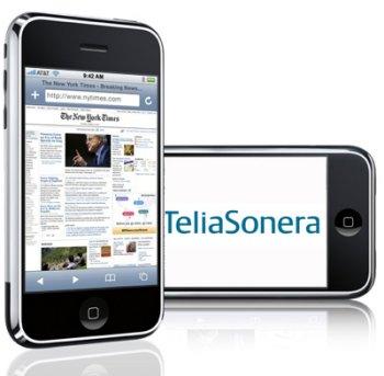 Apple iPhone TeliaSonera