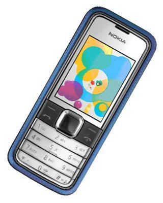 Nokia 7310 Classic pressikuva
