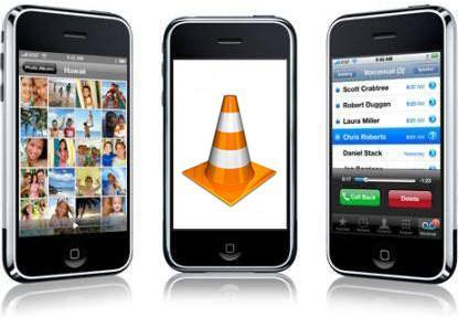 iPhone VLC