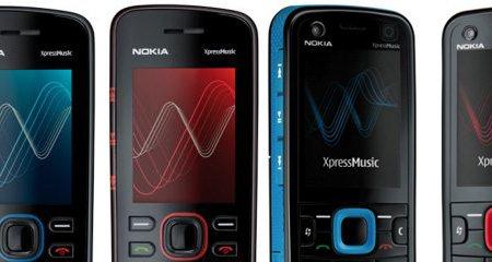 Nokia 5220 XpressMusic ja 5320 XpressMusic