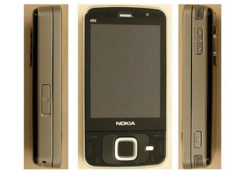 Nokia N96 FCC