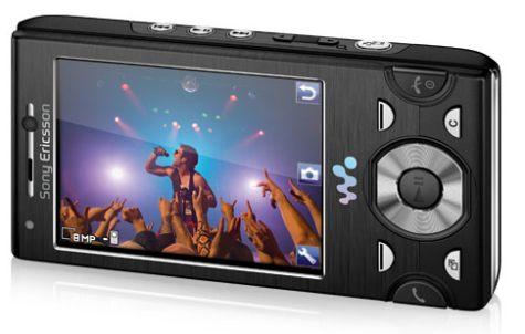 Sony Ericsson W995 black