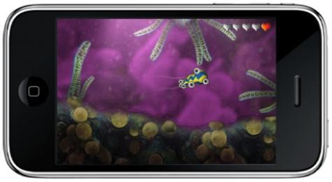 iPhone Spore