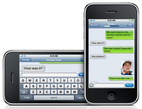 iPhone 3G S OS 3.0