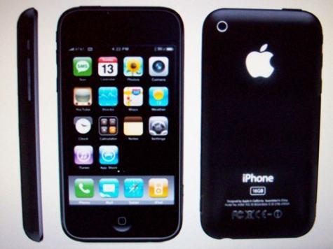 Kolmannen sukupolven iPhone?