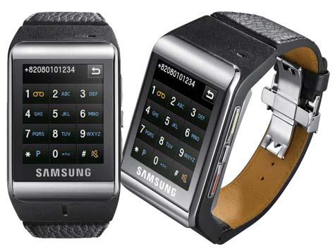 Samsung S9110 -kellopuhelin