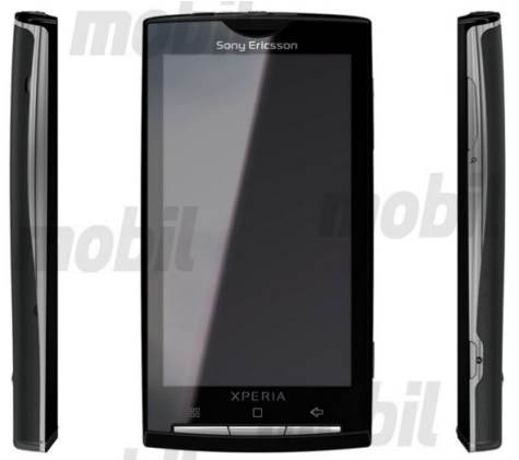 Sony Ericsson XPERIA Android Rachael
