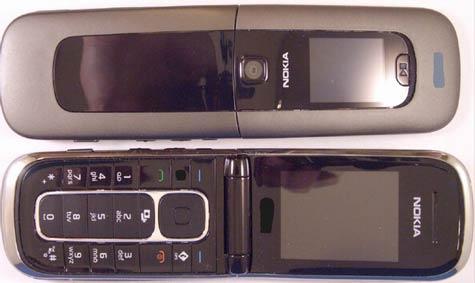 Nokia 6530 fold