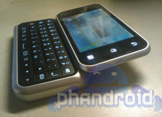 Motorola Enzo backflip