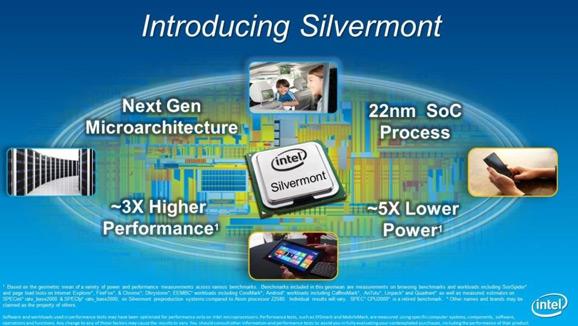Intel Silvermont