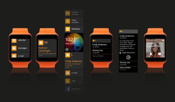 Nokia Microsoft Moonraker -älykello