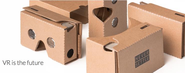 OnePlus VR Cardboard