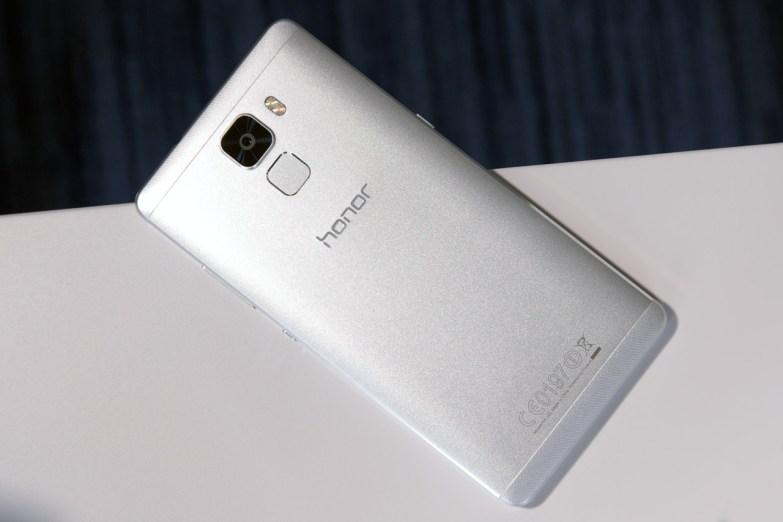 Huawei Honor 7, takakuori