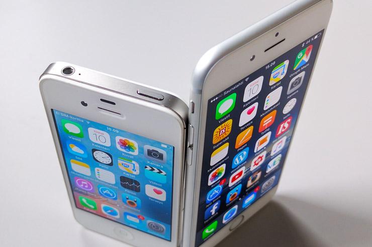 Apple Phone4s iPhone6s