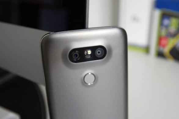 LG G5:n kamerat